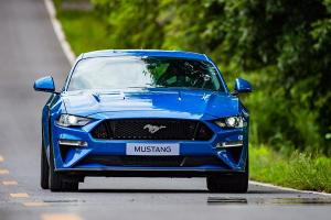 พิเศษยิ่งขึ้น! 2020 Ford Mustang รุ่นฉลอง 55 ปี เคาะค่าตัวเริ่มต้น 3.699 ล้านบาท