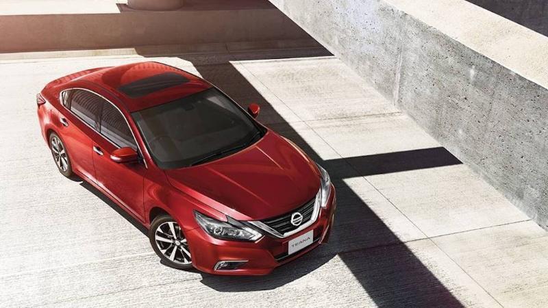 Review: Nissan Teana ซีดานดีไซน์หรู 02