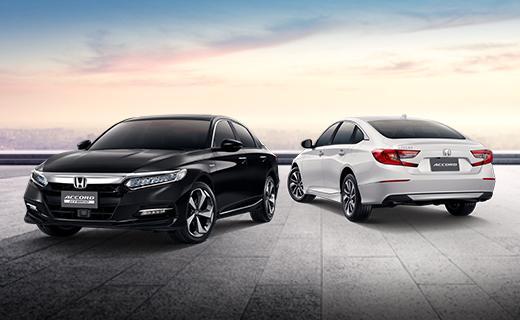 Honda Accord 2021 ราคาเริ่มต้น 1.47 ล้านบาทพร้อมเครื่องยนต์ 1.5 ลิตร รถซีดานสายพรีเมี่ยม 02