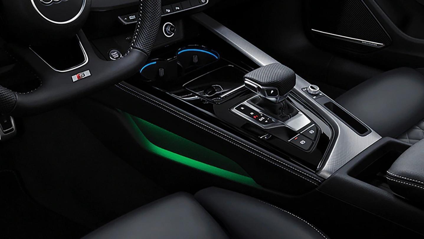 Audi A5 Public 2020 Interior 003