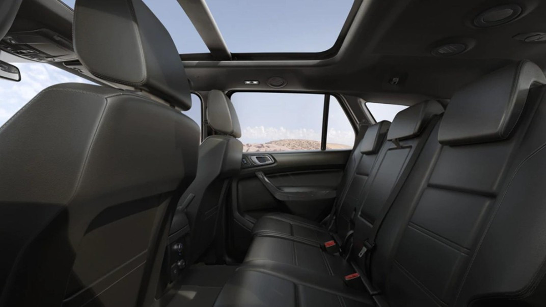 Ford Everest 2020 Interior 005