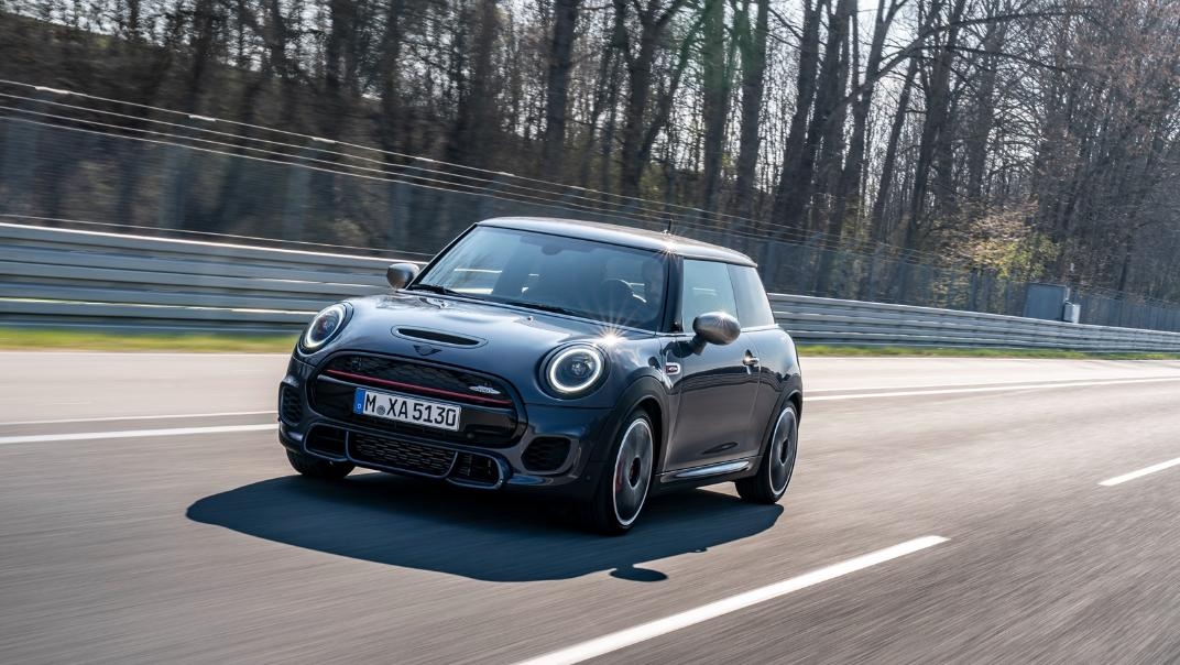 2021 Mini 3-Door Hatch John Cooper Works GP Inspired Edition Exterior 004