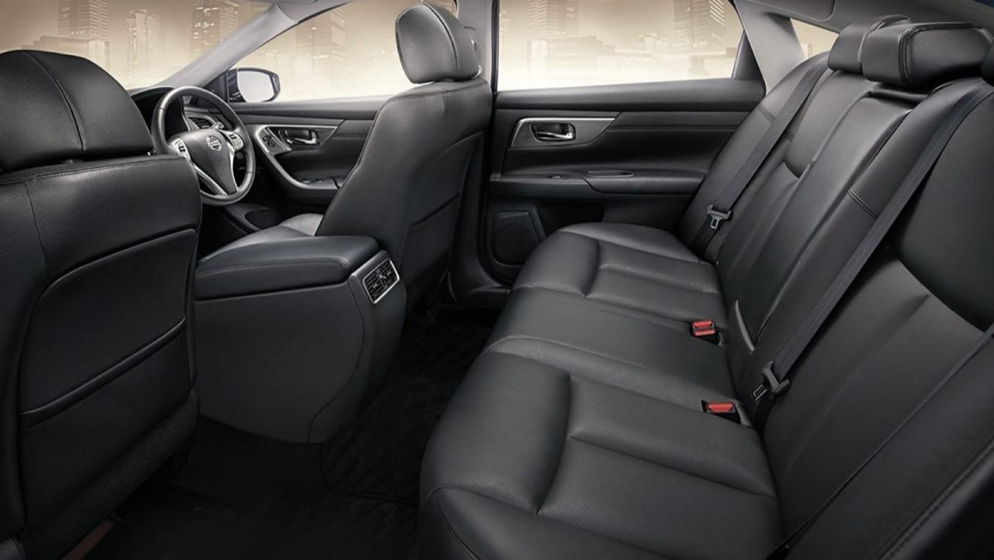 Nissan Teana Public 2020 Interior 005