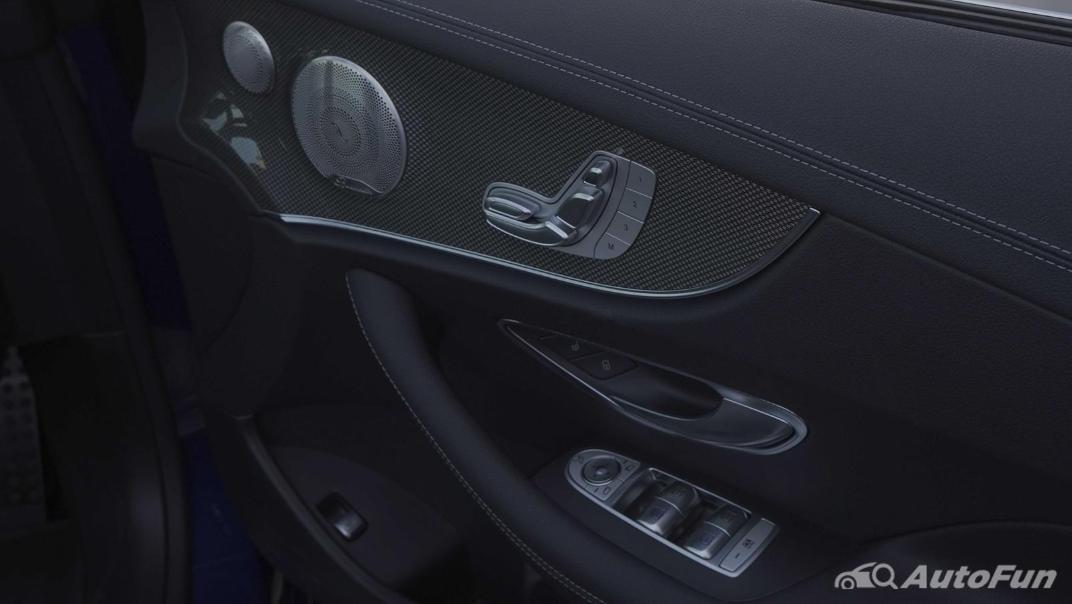 2021 Mercedes-Benz E-Class Cabriolet E 200 AMG Dynamic Interior 054