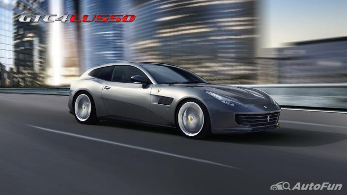2020 Ferrari GTC4Lusso 6.2 V12 Exterior 004