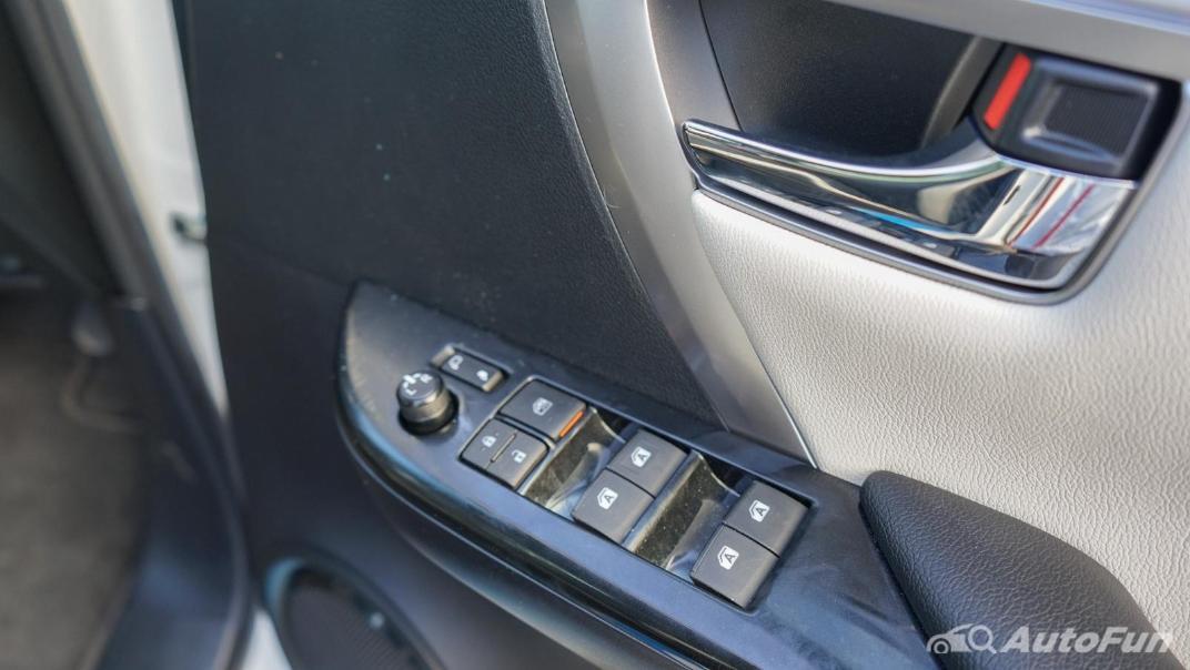 2020 Toyota Fortuner 2.8 Legender 4WD Interior 069