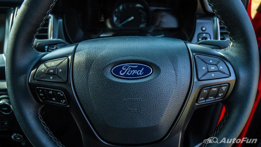 2021 Ford Ranger FX4 MAX Interior 005