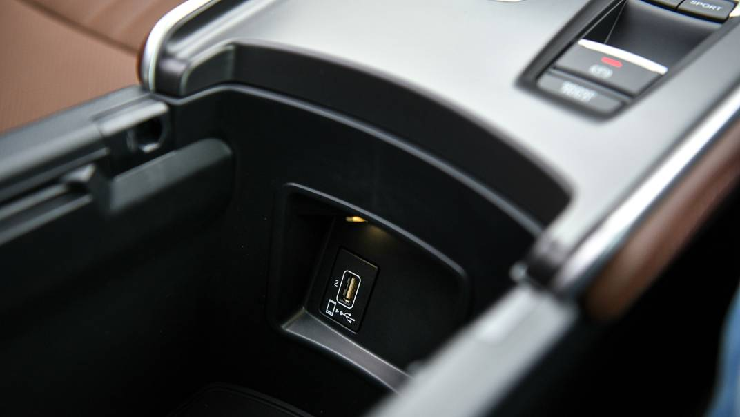 2021 Honda Accord 1.5 Turbo EL Interior 105