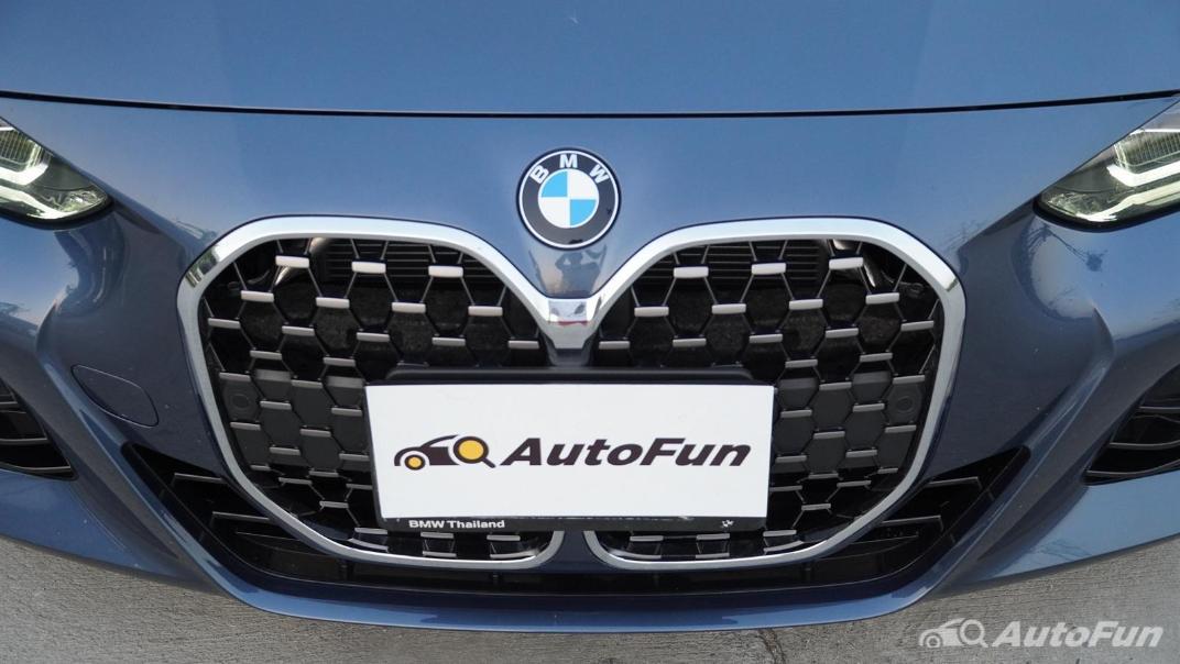 2020 BMW 4 Series Coupe 2.0 430i M Sport Exterior 011