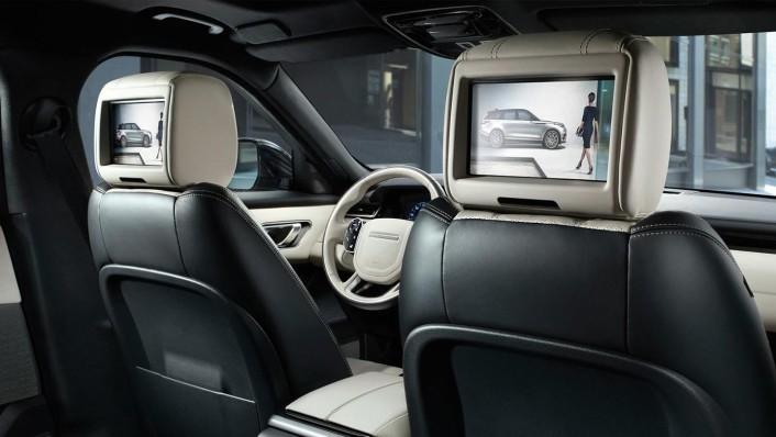 Land Rover Range Rover Velar 2020 Interior 009