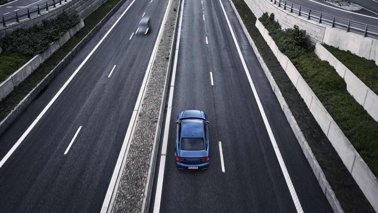 Volvo S90 2020 Exterior 010