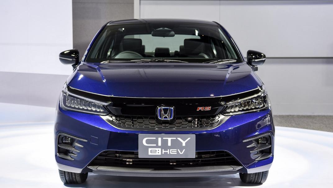 2021 Honda City e:HEV RS Exterior 051