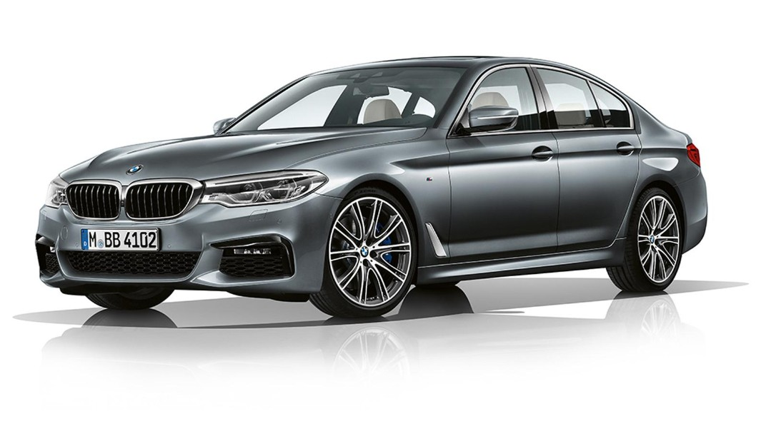 BMW 5-Series-Sedan 2020 Others 003