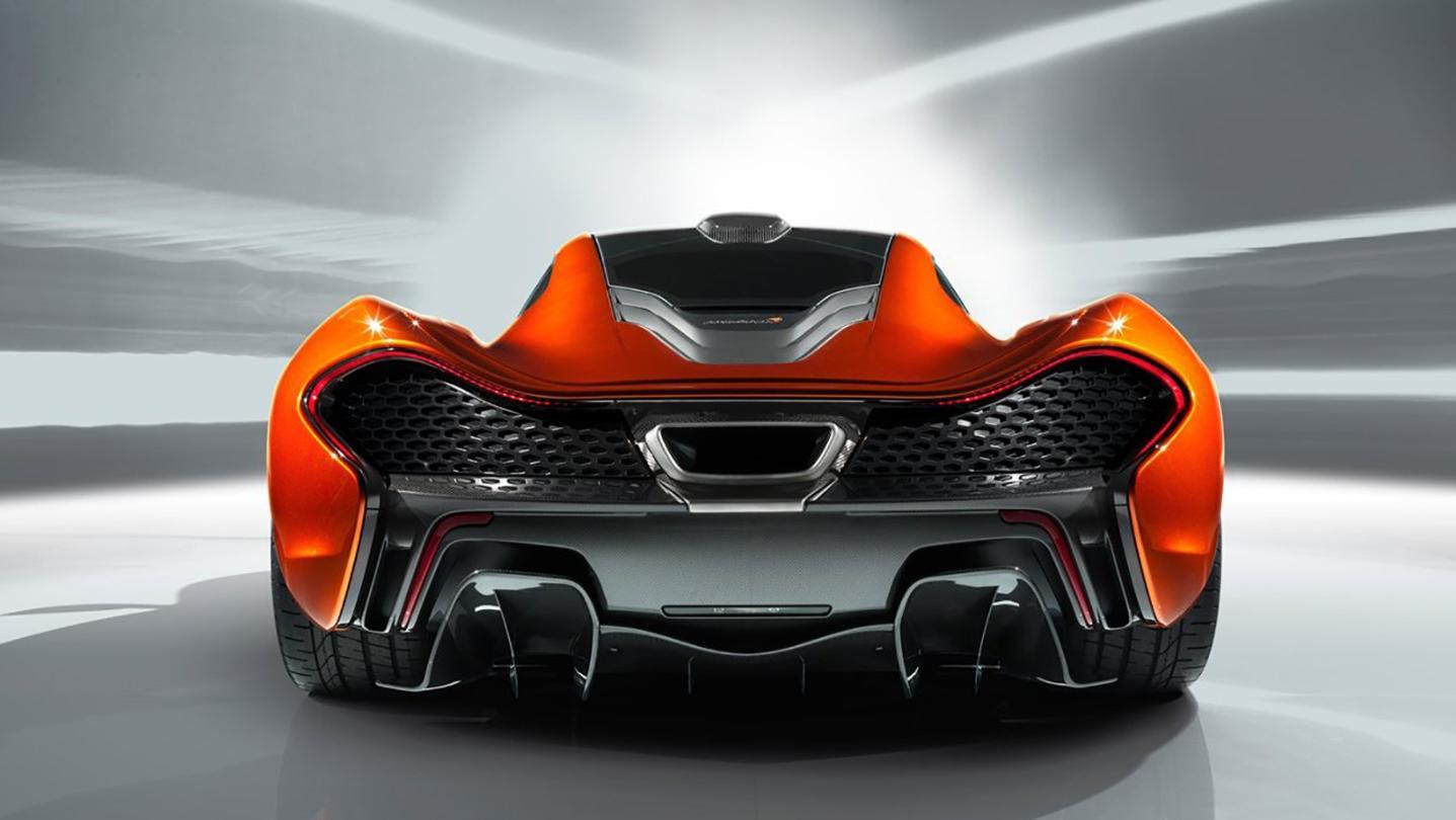 McLaren P1 2020 Exterior 002