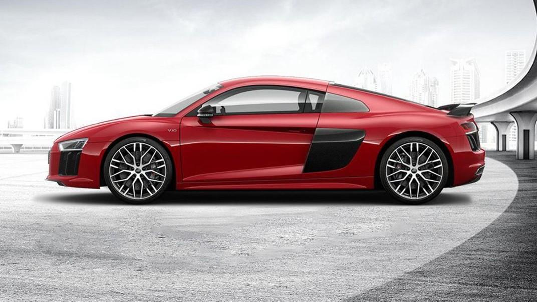 Audi R8 2020 Exterior 013