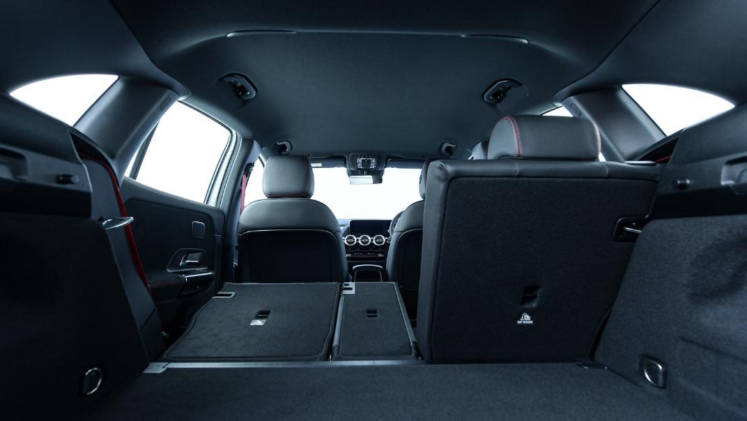 2021 Mercedes-Benz GLA-Class 35 AMG 4MATIC Interior 099