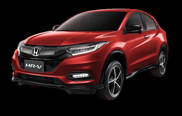 Review : New 2020 Honda HR-V เพิ่มสี ปรับภายในใหม่ สปอร์ตกว่าเดิม