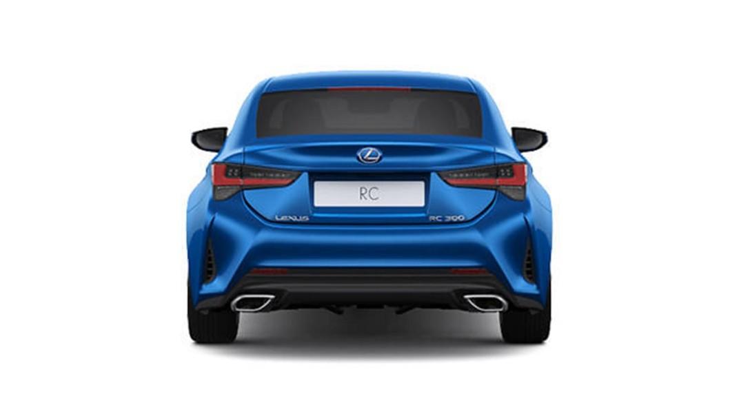 Lexus RC 2020 Exterior 015