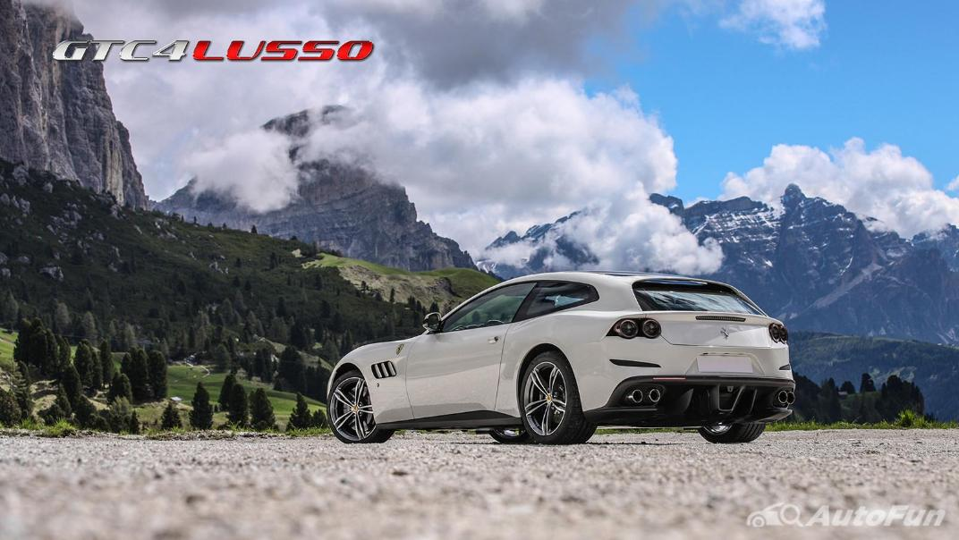 2020 Ferrari GTC4Lusso 6.2 V12 Exterior 003