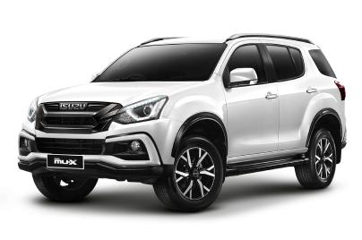 2020 Isuzu MU-X 3.0 Ddi DA DVD Navi AT The Onyx 4x2