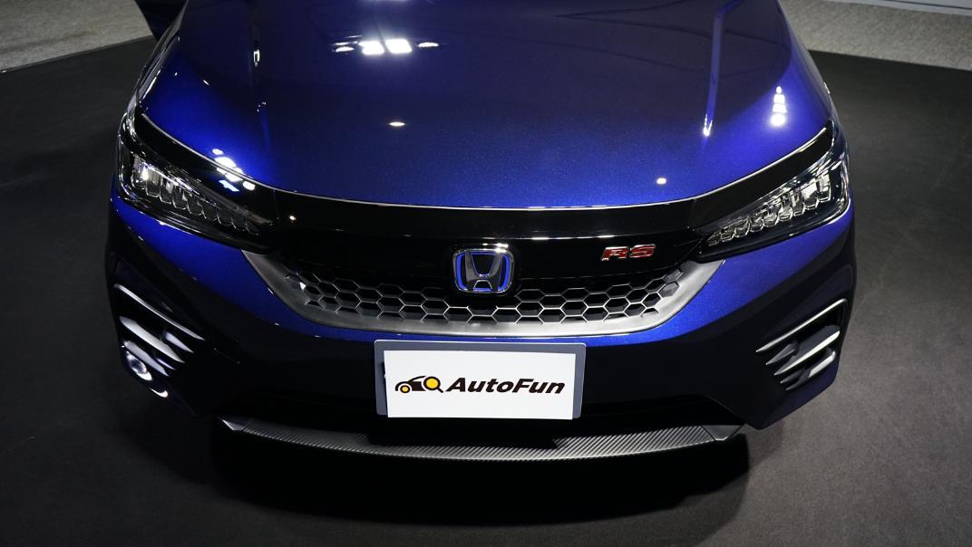 2021 Honda City e:HEV RS Exterior 072