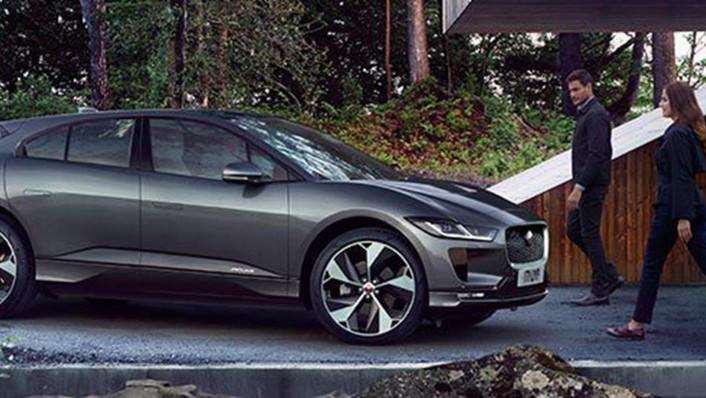 Jaguar I-Pace Public 2020 Exterior 005