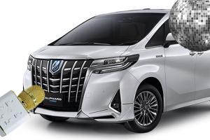 Toyota เผยแผนจำหน่าย Toyokara ระบบร้องคาราโอเกะในรถยนต์