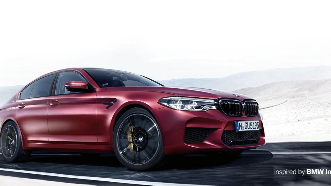 BMW M5-Sedan Public 2020 Exterior 007