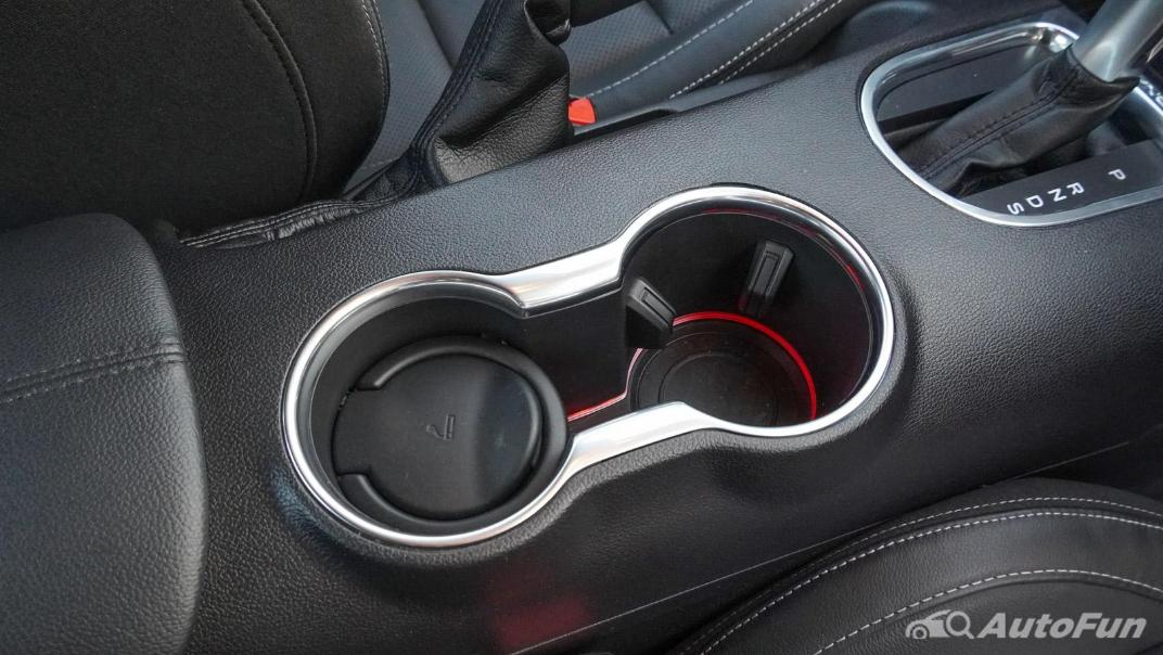 2020 Ford Mustang 2.3L EcoBoost Interior 038