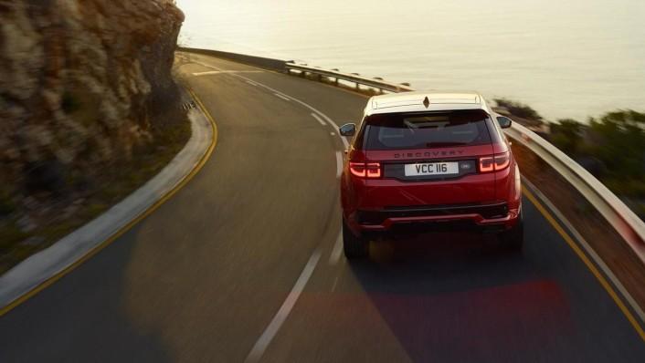 Land Rover Discovery Sport 2020 Exterior 003
