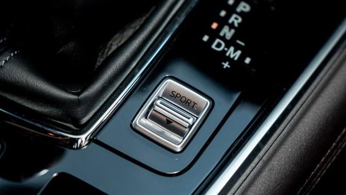 Mazda CX-8 2020 Interior 002