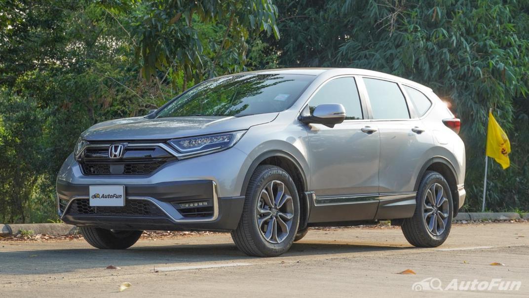 2020 1.6 Honda CR-V DT-EL 4WD Exterior 001