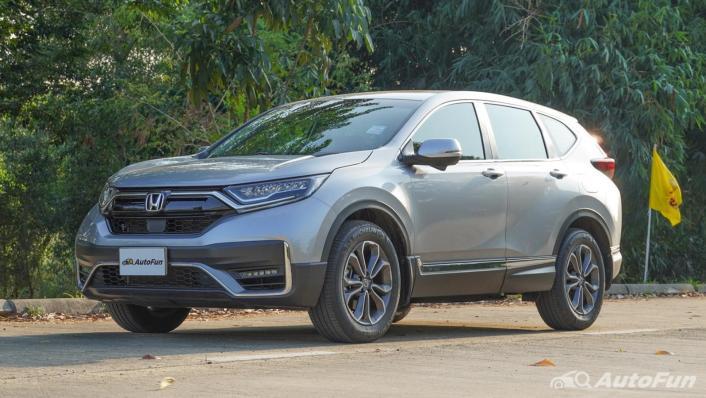 2020 Honda CR-V 1.6 DT-EL 4WD Exterior 001