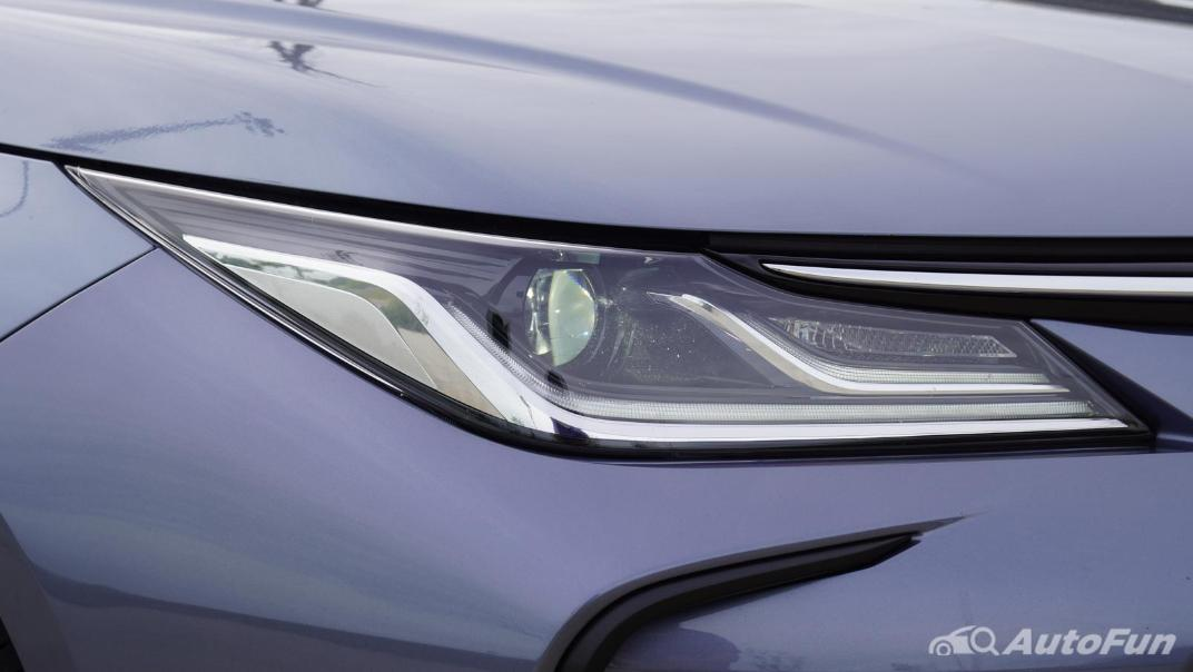 2021 Toyota Corolla Altis 1.8 Sport Exterior 015