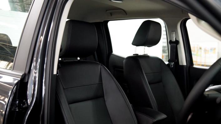 2021 Ford Ranger XLT Interior 007