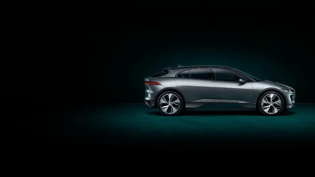 Jaguar I-Pace Public 2020 Exterior 001
