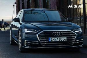 Review: Audi A8 ซีดานหรูสไตล์ผู้นำ
