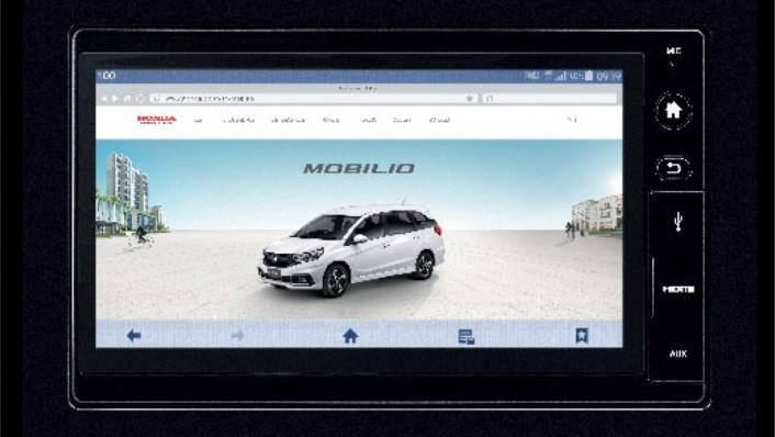 Honda Mobilio 2020 Interior 007