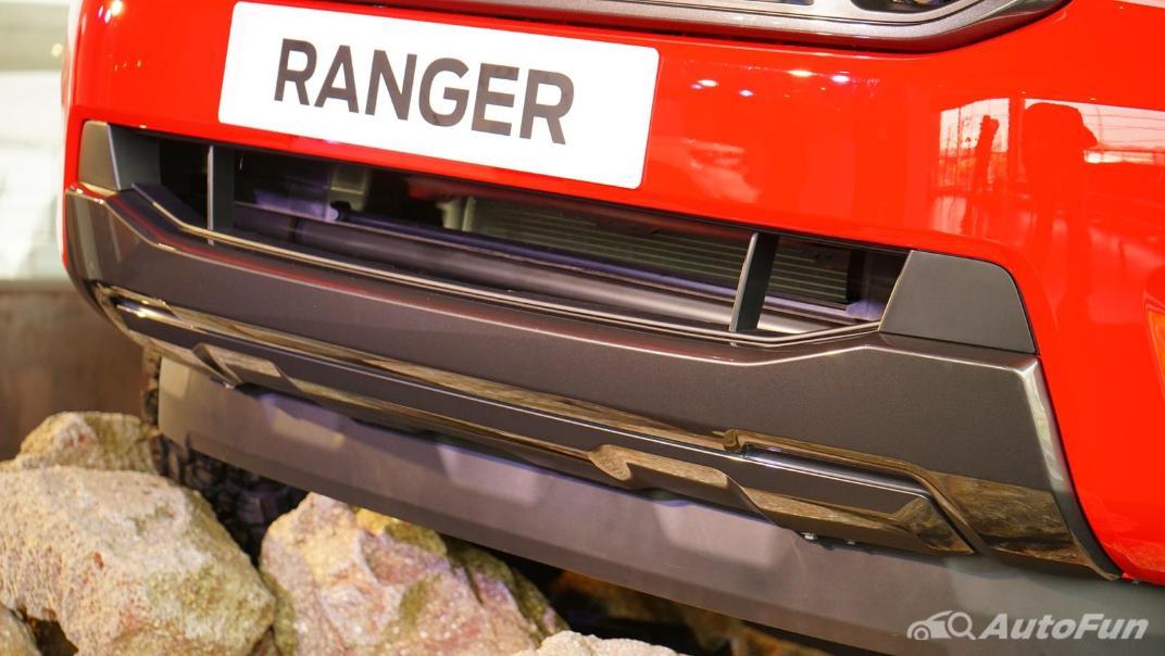 2021 Ford Ranger FX4 MAX Exterior 015