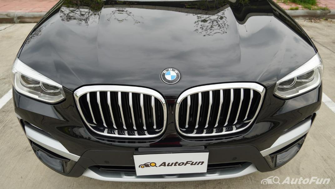 2020 2.0 BMW X3 xDrive20d M Sport Exterior 009
