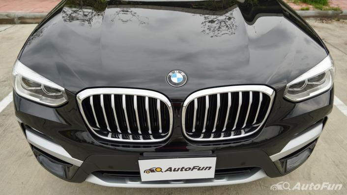 2020 BMW X3 2.0 xDrive20d M Sport Exterior 009