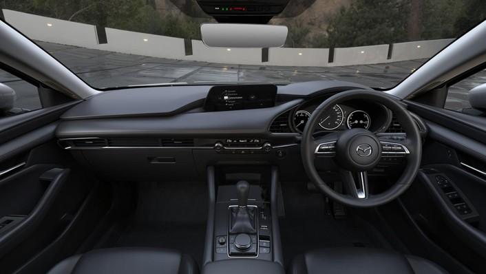 Mazda 3 Sedan Public 2020 Interior 001