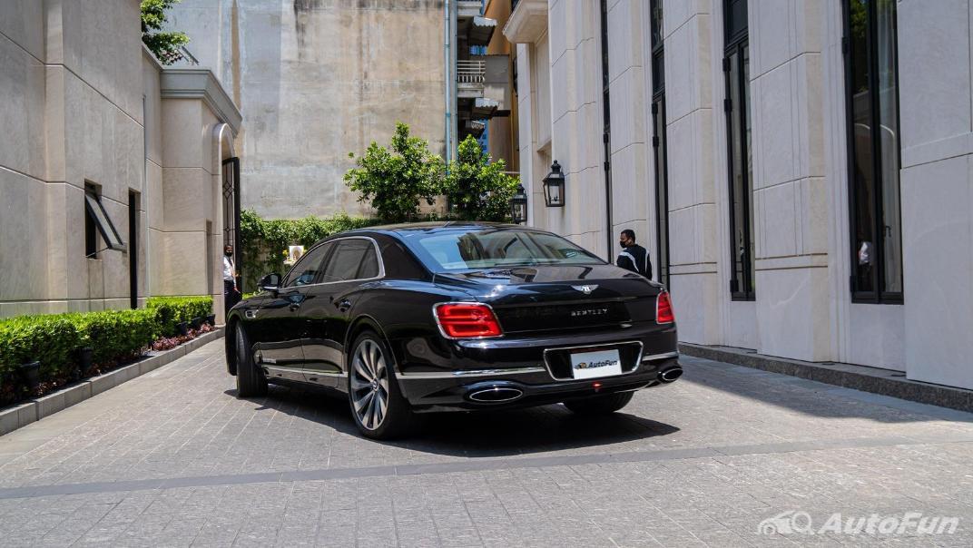 2020 Bentley Flying Spur 6.0L W12 Exterior 056