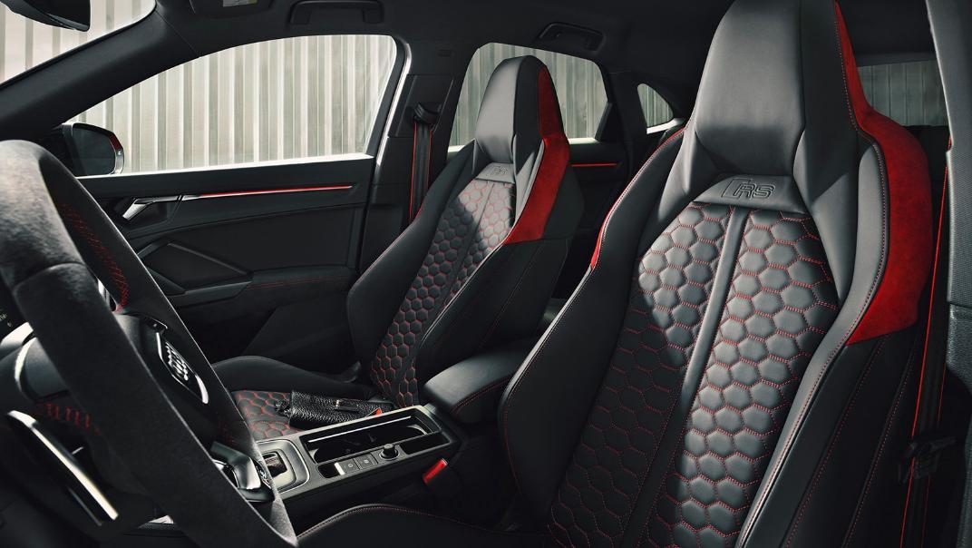 2021 Audi RS Q3 Sportback quattro Interior 003