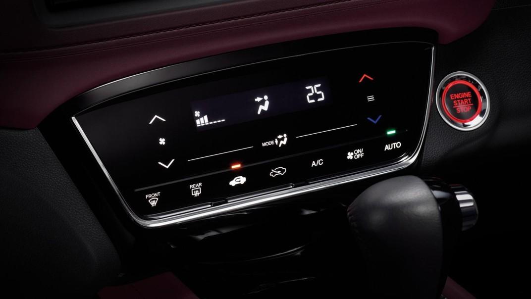 Honda HR-V 2020 Interior 011