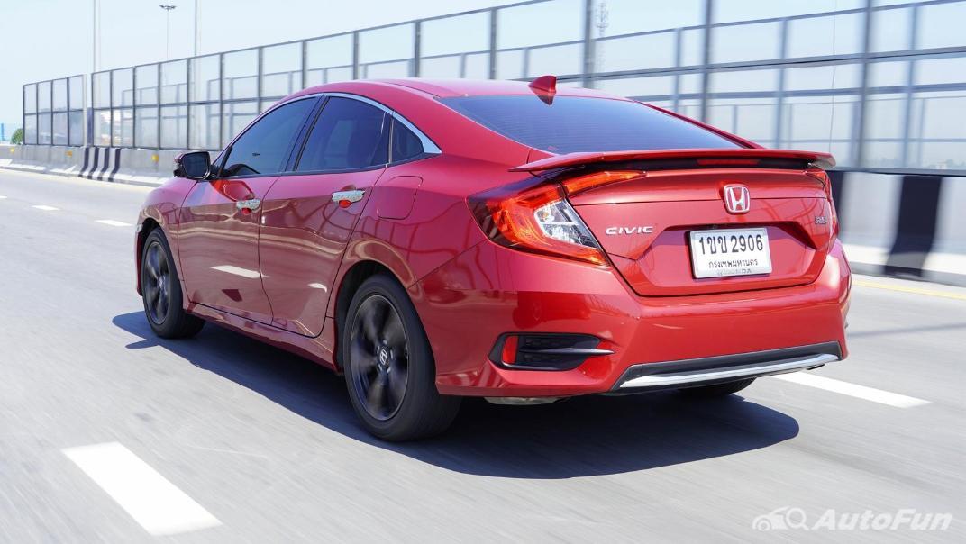 2020 Honda Civic 1.5 Turbo RS Exterior 031