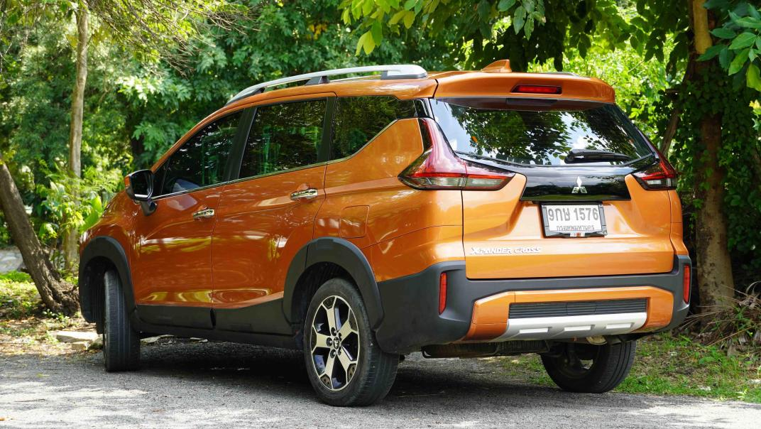 2020 1.5 Mitsubishi Xpander Cross AT Exterior 009