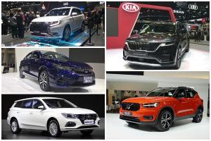 5 อันดับรถใหม่มาแรงงาน Motor Expo 2020 ฮอตจนต้องต่อคิวเข้าชม