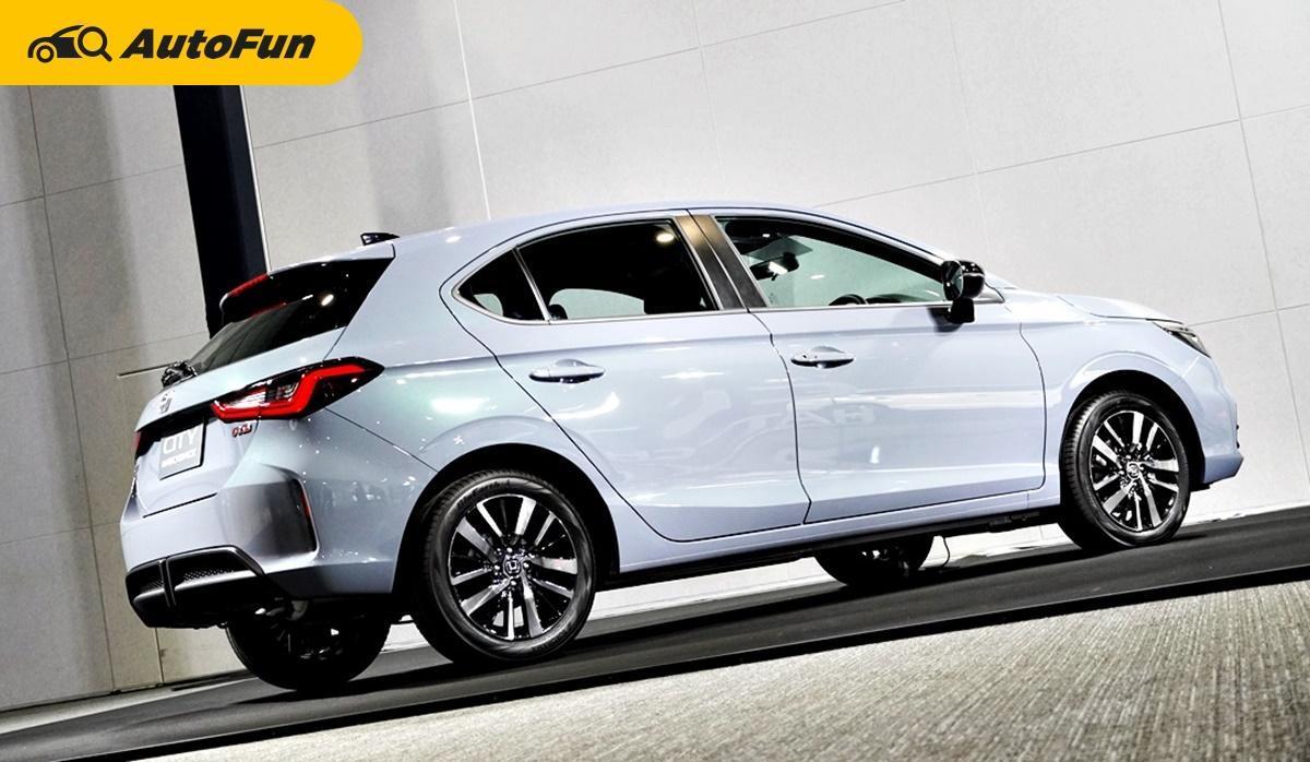 Honda เพิ่ม Honda City Hatchback ค่าตัว 5.99-7.49 แสนบาท ครั้งแรกในโลก พร้อม e:HEV ในไทย ค่าตัว 8.39 แสนบาท 01