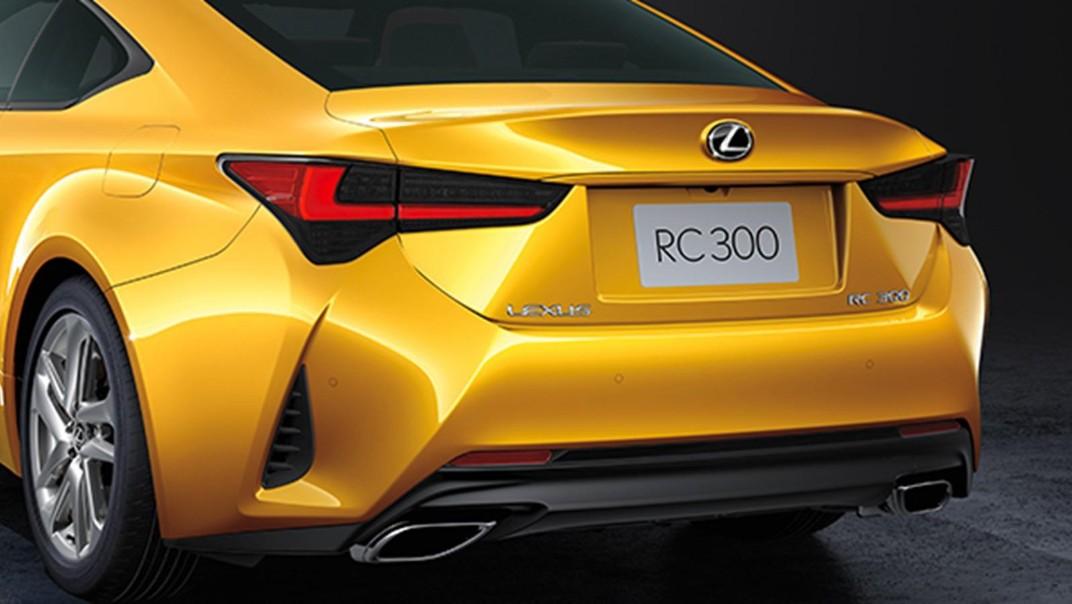 Lexus RC 2020 Exterior 029